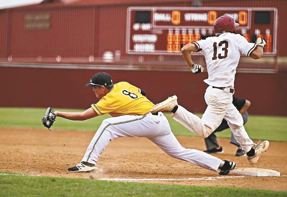 Byng-Latta baseball