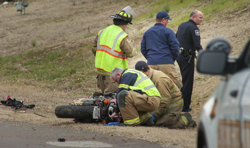 Ada man dies in motorcycle accident | Local News