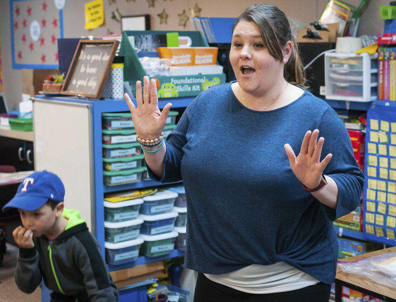 Kids take 'brain break' to help stay healthy and focused