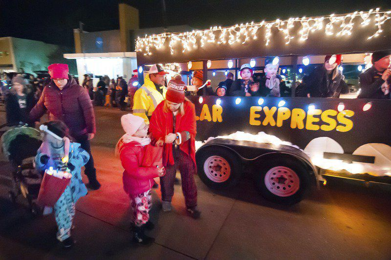 31st Annual Pat Taylor Memorial Parade of Lights