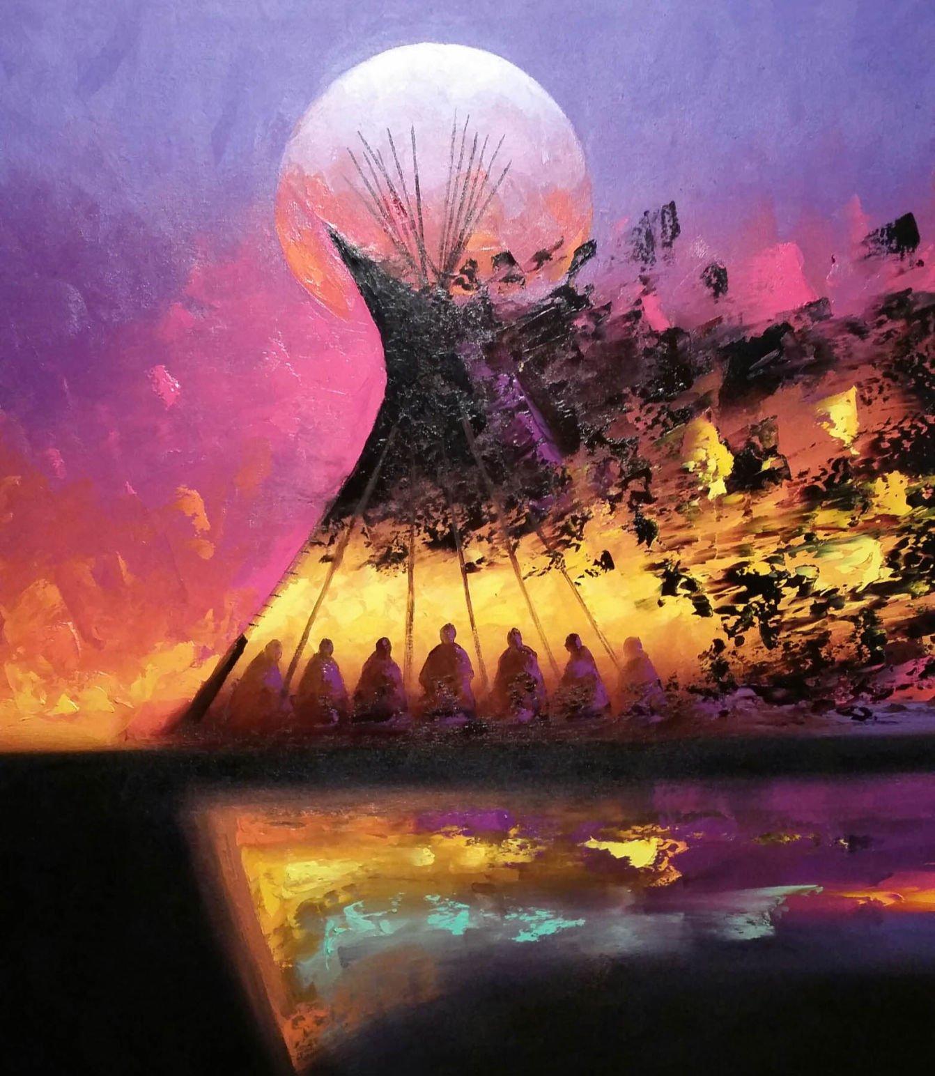 Three Venues To Showcase Native American Artists Work News Theadanews Com