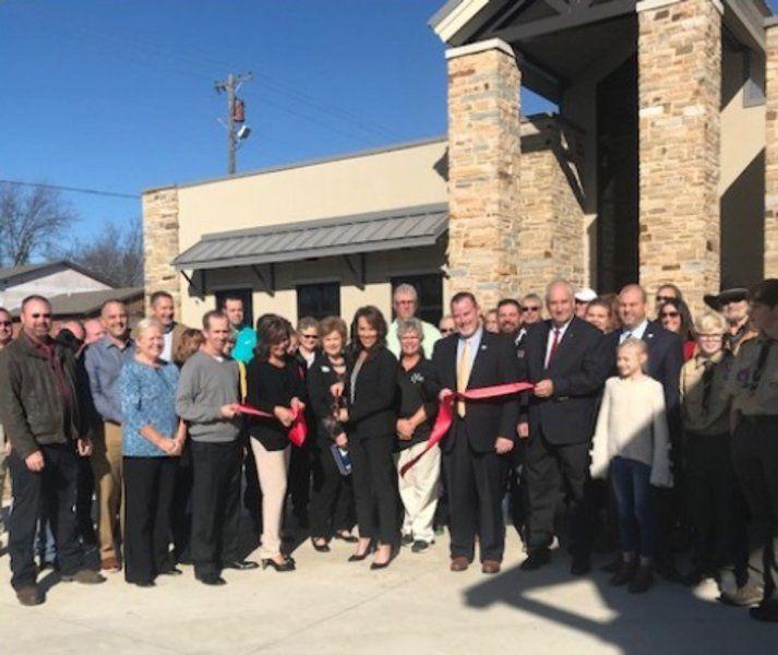 Ada celebrates opening of new Irving Community Center