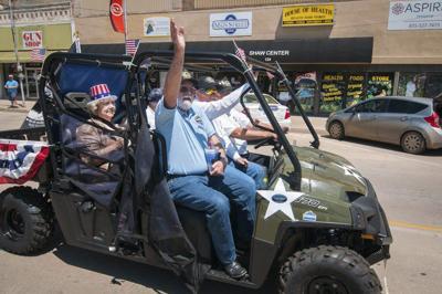 Veterans thank local ATV dealer | Local News | theadanews com