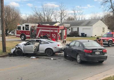 Man charged after injury wreck
