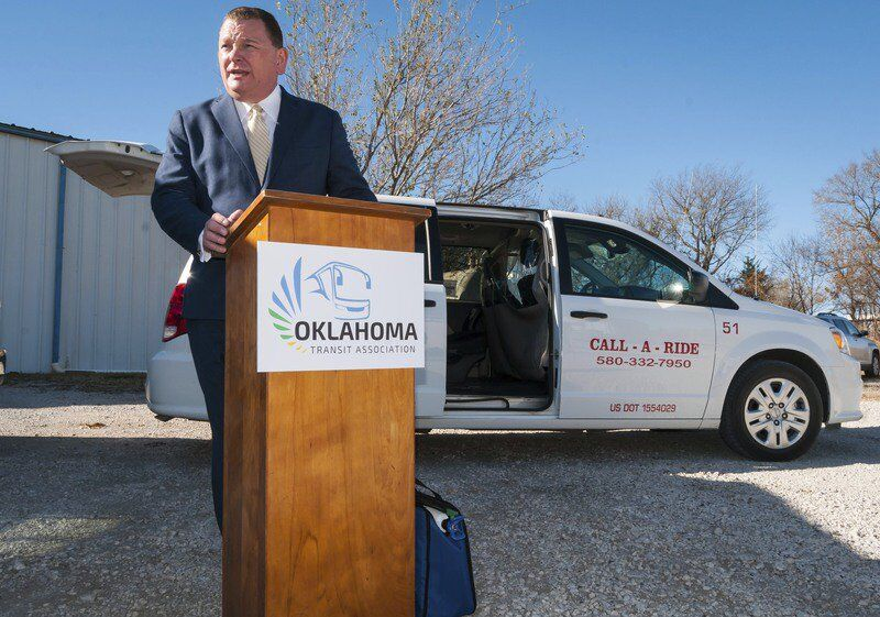 Call-a-Ride, Delta Public Transit receive State CARES funds for safety protections