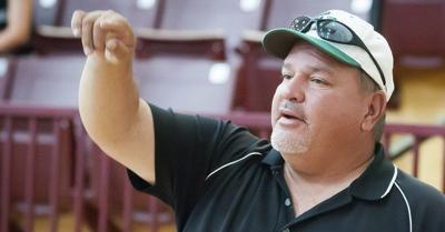 Lyon takes over as new Stonewall girls coach