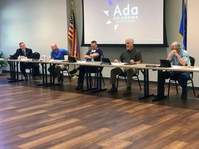 Ada council votes to require face masks