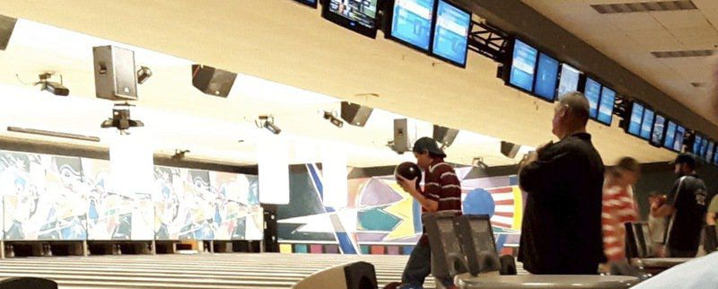 Having a ball with the right bowling ball