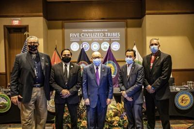 Tribal Criminal Justice Agencies commended