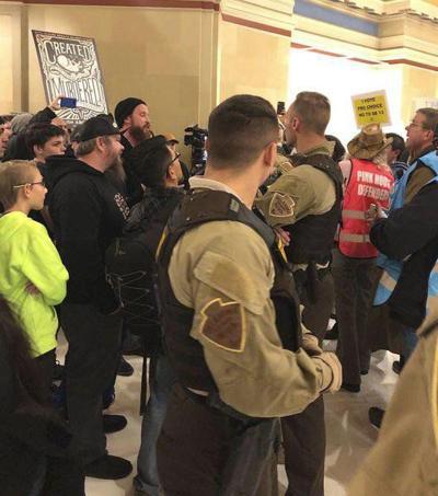 Abortion ignites passionate debate at Capitol