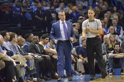 What kind of season did OKC's Donovan really have?