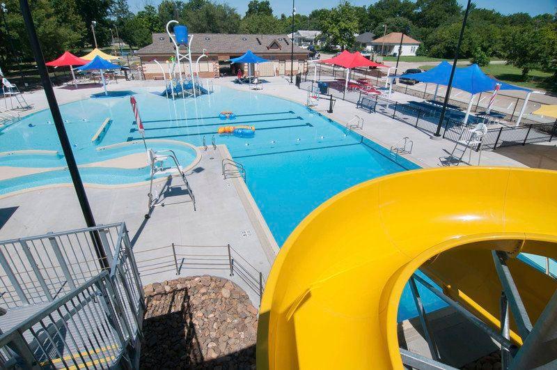 Glenwood Aquatic Center