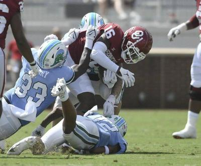 Four takeaways from Sooners' win over Tulane