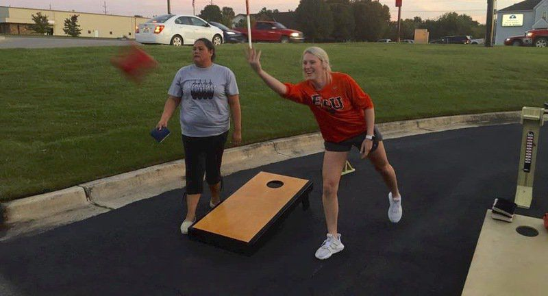 Popularity of cornhole has never been greater