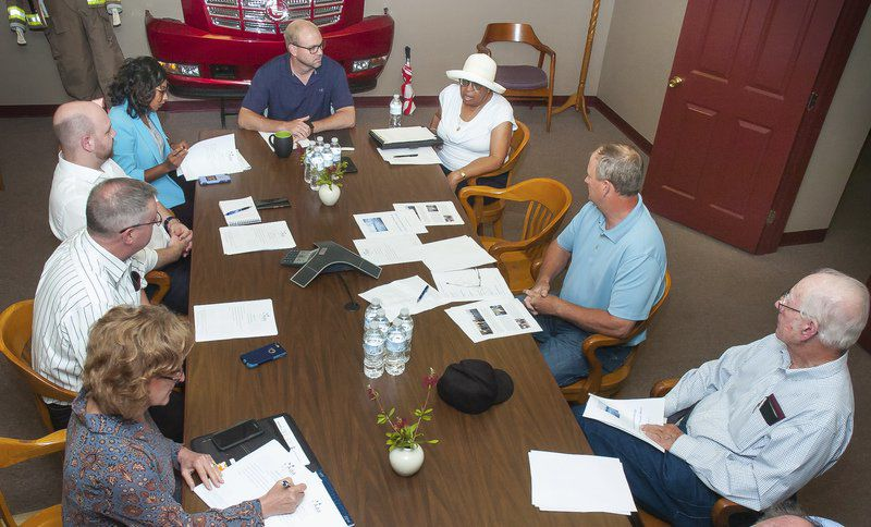 Ada moves forward with water cluster plans