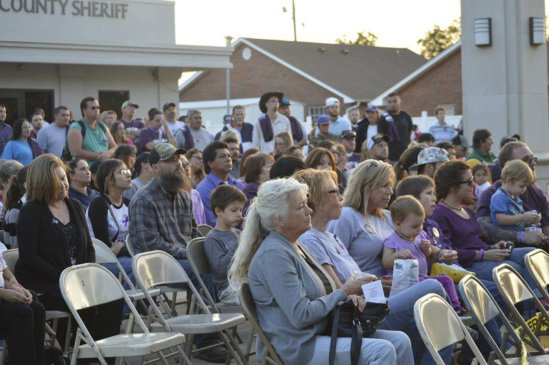 Candlelight vigil to honor those affected by domestic violence set for tonight