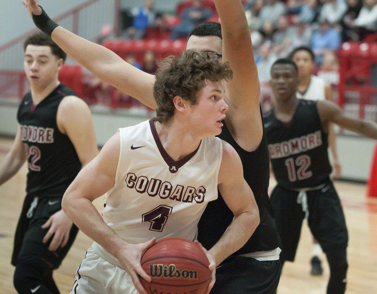 Ada Cougars topple No. 2 Ardmore