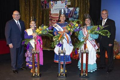 Chickasaw Princesses crowned at annual pageant