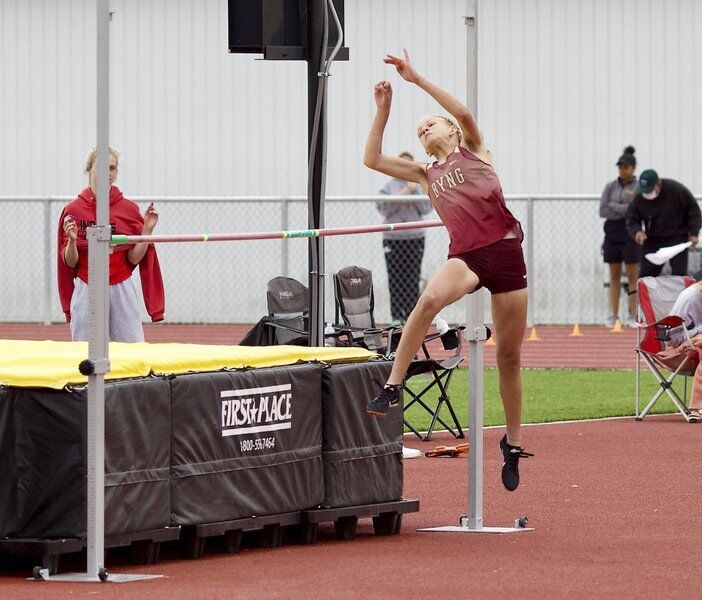 Byng teams strong in conference meet