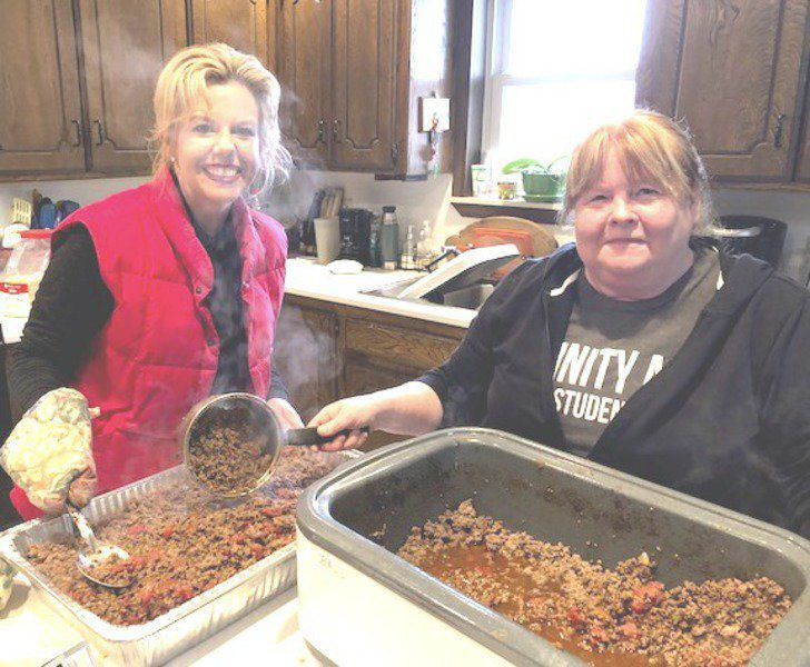 Troop 4 has record numbers at chili feed