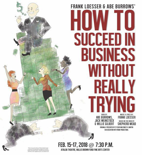 "ECU Theater to present ""How to Succeed in Business Without Really Trying'"