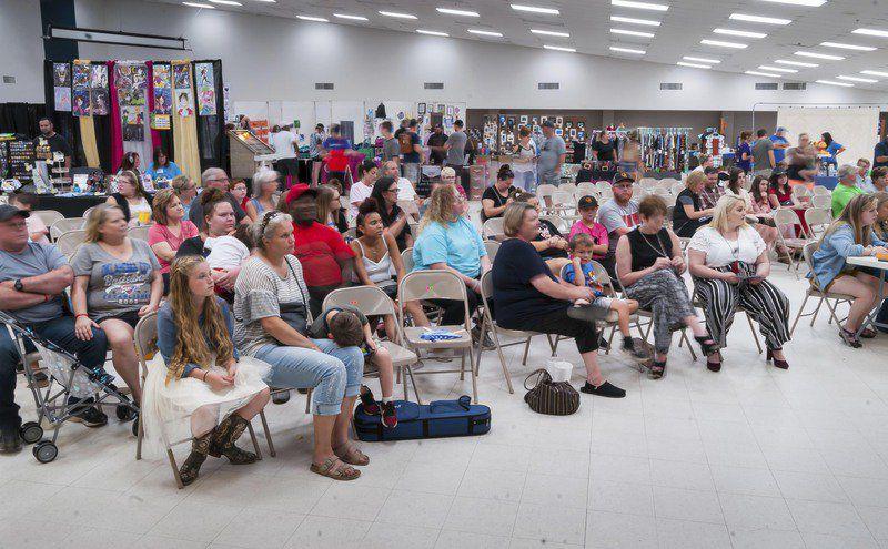 Pontotoc County Free Fair canceled amid COVID-19 surge