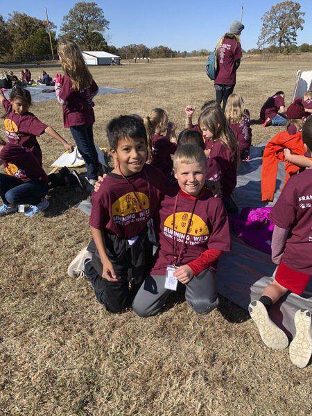 Francis Elementary School hosts third annual jog-a-thon fundraiser