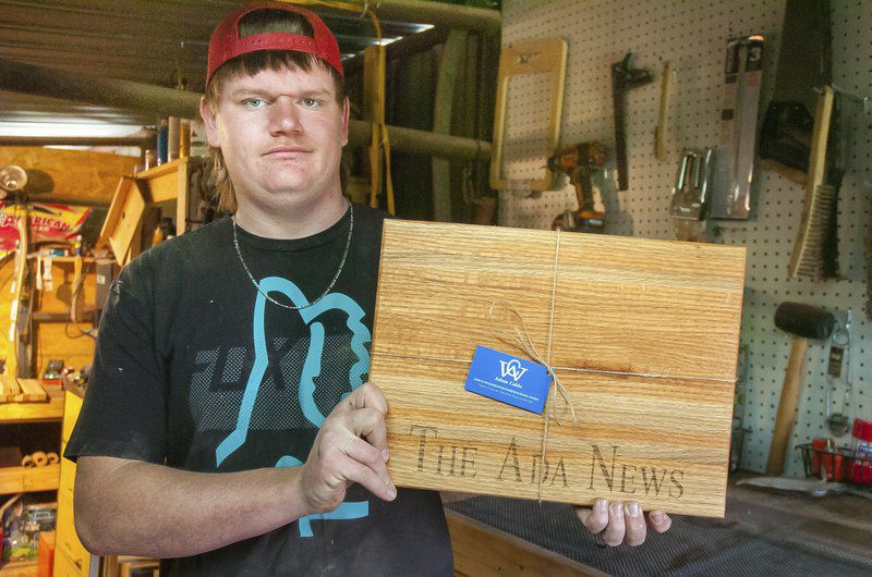 Student uses skills to start business