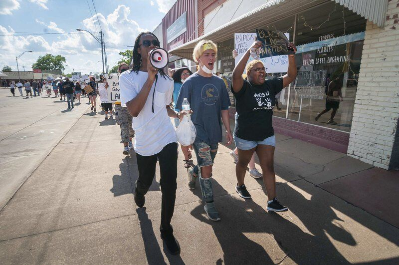 Picture This: Black Lives Matter anniversary