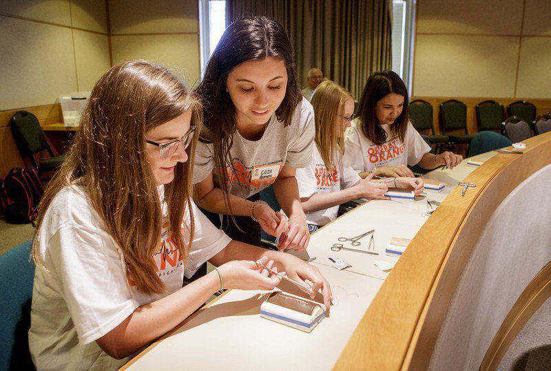 OSU Medicine looks to recruit rural high school students