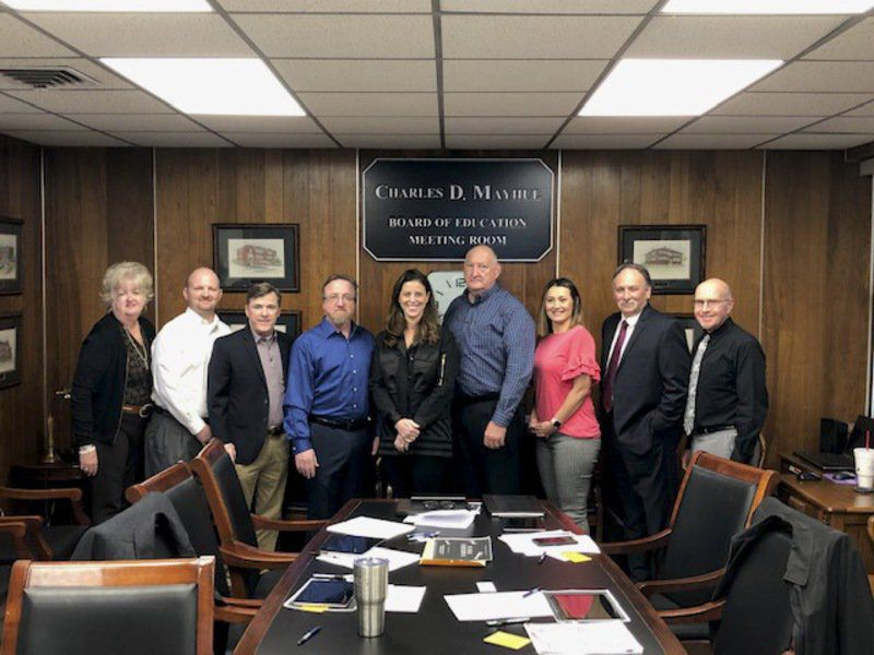 Ada City Schools receives Luminous Eagle Award