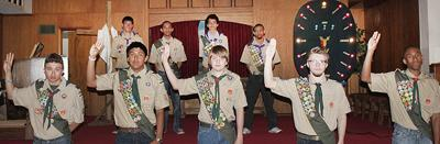 Five Ada teens awarded Eagle Scout