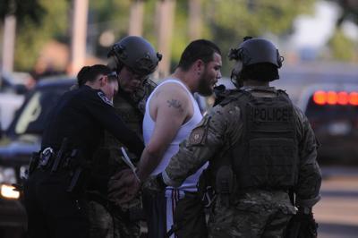 Suspect arrested after standoff