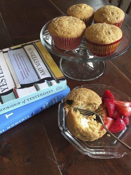 Food by the Book: Books evoke memories