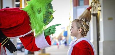 'Grinch' to visit McSwain Theatre before parade