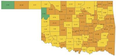 Pontotoc County still in the low-risk category with the virus
