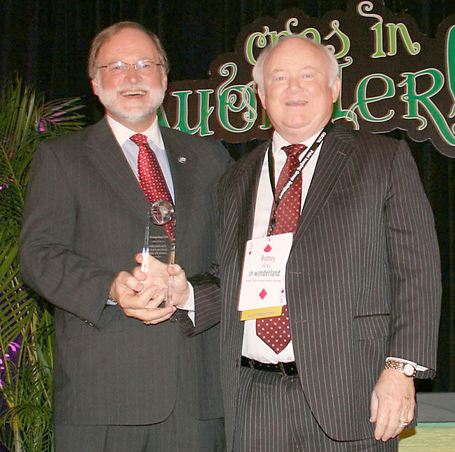ECU graduate inducted into accounting hall of fame