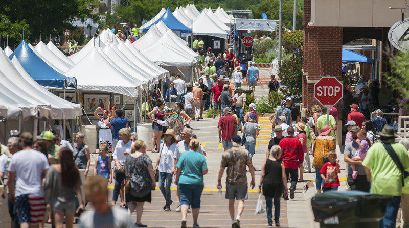 Artesian Arts Festival to take place Memorial Day weekend