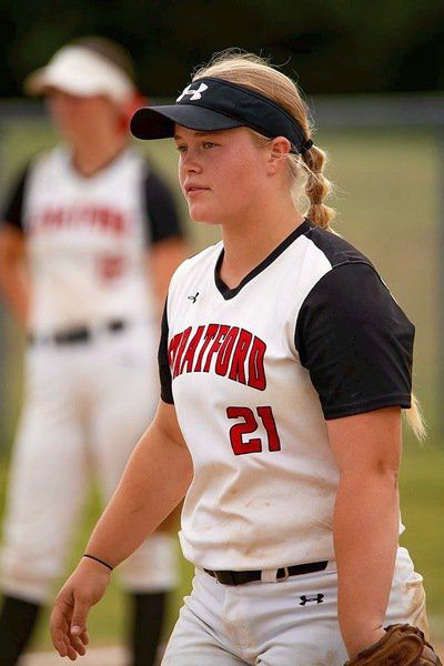 Local players named softball All-Staters