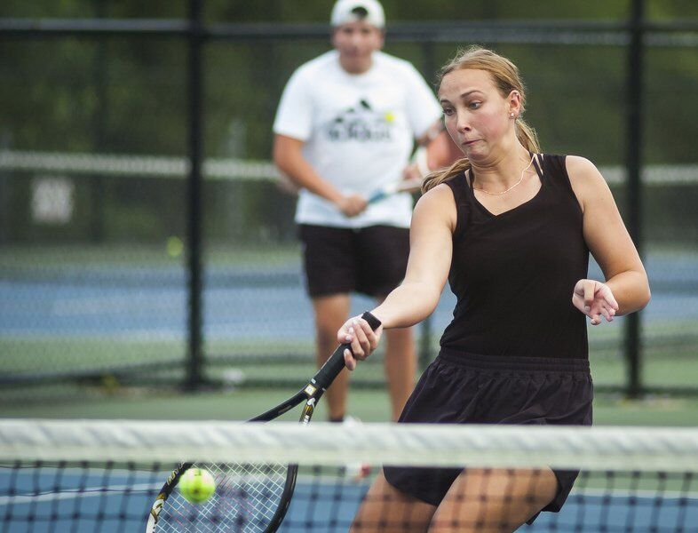 Ada's Watkins goes out with a bang in All-State tennis