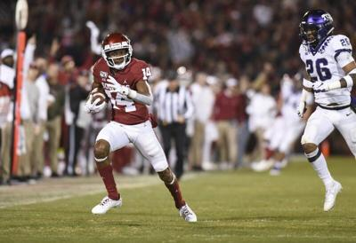 Oklahoma ends October grind with trip to TCU
