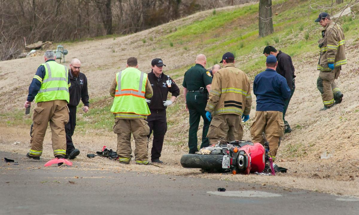 OHP working fatal accident on Sandy Creek