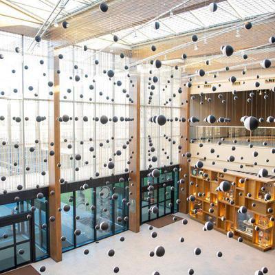 Science museum exhibit features renowned artist
