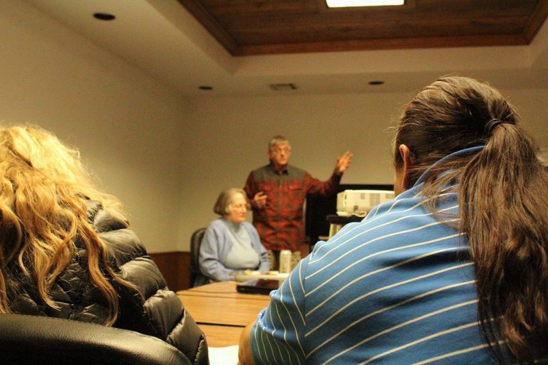 Students abuzz over beekeeping class