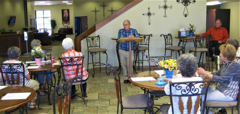 May ROSE program features Dr. Paddack's 'Healthy Living Habits'