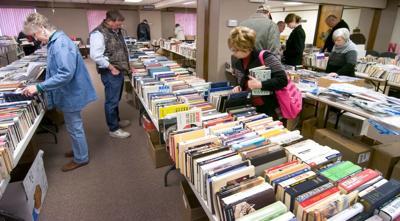 Ada Library Hosting Used Book Sale Local News Theadanewscom