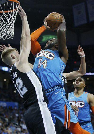 OKC's cup runnneth over
