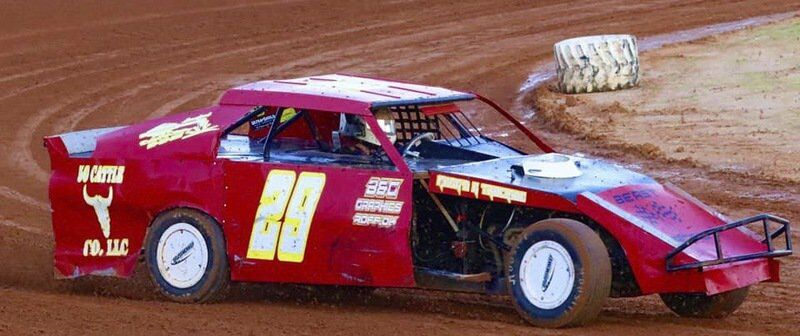 Ada's Tidwell finishes second in Sooner Late Model race