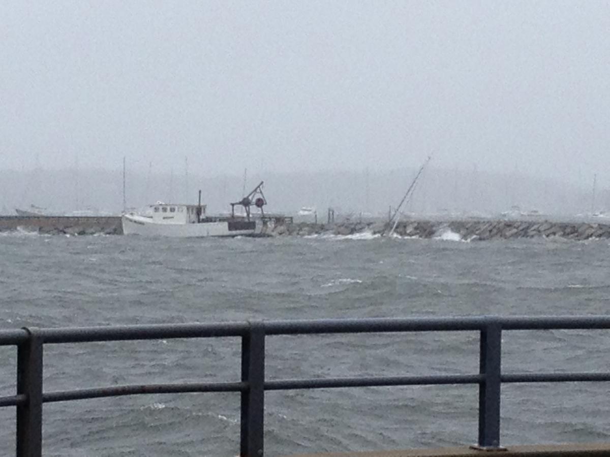 Hurricane Sandy storm photo 18