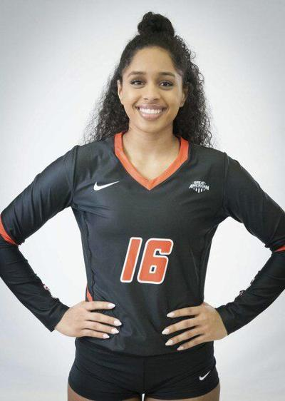 East Central's Garcia recieves all-conference volleyball honor